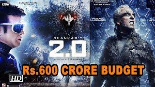 Download Rs.600 CRORE spent on Rajnikanth- Akshay's '2.0' Video