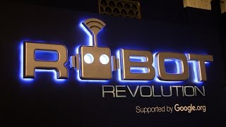 Download Robot Revolution at the Franklin Institute Video