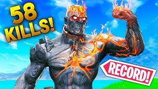 Download *NEW* 58 SOLO KILLS Record..!!   Fortnite Funny and Best Moments Ep.385 (Fortnite Battle Royale) Video