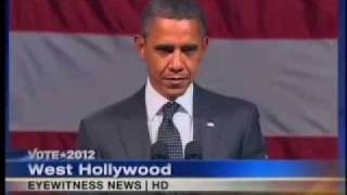 Download WATCH OBAMA'S FACE FREEZE - 'ANTICHRIST SPIRIT' CONFRONTED! Video