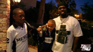 Download At Floyd Mayweather's Mansion with Rick Ross' son, Tia and Diddy in Las Vegas | 50 Cent Music Video
