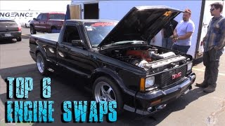 Download Top 6 Engine Swaps 2016 Video