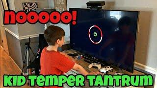 Download Kid Temper Tantrum Xbox Red Ring Of Death Prank On Kids - Kids Reaction Video