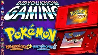 Download Pokemon Heart Gold and Soul Silver - Did You Know Gaming? Feat. Dazz Video