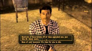 Download Fallout: New Vegas - 4 ways to kill Benny Video