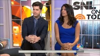 Download Colin Jost & Cecily Strong - The Today Show Interview (2014) Video