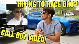Download StreetSpeed717 CALLED ME OUT...Now I'm CALLING HIM OUT! Video