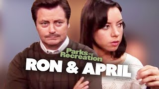 Download Best of Ron & April - Parks and Recreation | Comedy Bites Video