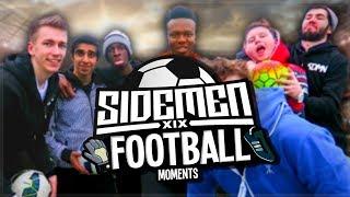 Download FUNNIEST SIDEMEN FOOTBALL MOMENTS! Video