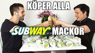 Download Vi Köper ALLA Subways Mackor Video