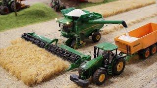 Download RC Farmworld Fehmarn Siku 1:32 Farmer action! Video