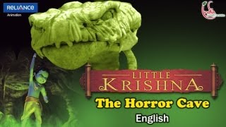 Download Little Krishna English - Episode 3 The Horror Cave Video