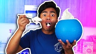 Download KICK THE BALL TO MAKE ICE CREAM! Video