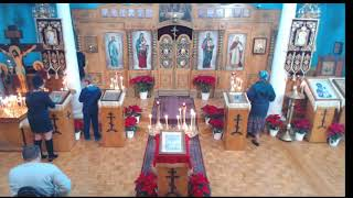 Download Sunday Liturgy Video