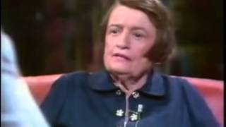 Download Ayn Rand Interview with Tom Snyder Video