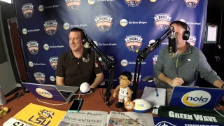 Download Dunc And Holder on Sports 1280 in New Orleans. February 15, 2018 Video