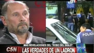 Download C5N - CHICHE EN VIVO: MAS REVELACIONES DEL ROBO DEL SIGLO (PARTE 2) Video