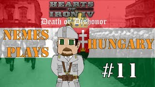 Download Death or Dishonor - Hearts of Iron 4 Hungary - Part 11 - [HOI4] Video