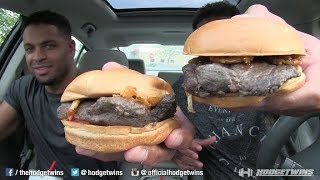 Download FIRST TIME EATING DEER MEAT ARBYS VENISON SANDWICH @HODGETWINS Video