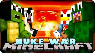 Download Minecraft Mods - NUKE WARS - Team #1 (Rival Rebels, Nukes, Bombs) Video