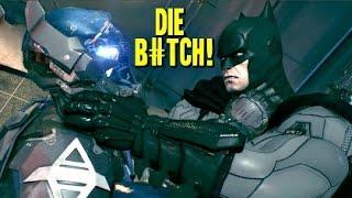 Download Batman Arkham Knight Walkthrough Gameplay Part 23 - Radar Network (PS4) Video