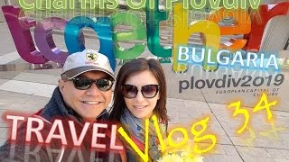 Download Charms Of Plovdiv Bulgaria Travel VLog 34 Video