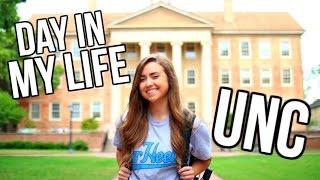 Download A DAY IN THE LIFE OF A UNC STUDENT | University of North Carolina Day In My Life Video