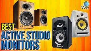 Download 10 Best Active Studio Monitors 2017 Video