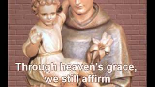 Download Hymn to Saint Anthony of Padua, Sampaloc Video