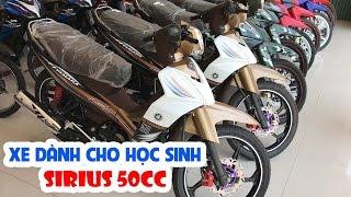 Download Sirius 50cc ▶ Tổng quan các màu sắc xe dành cho học sinh Video