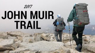 Download John Muir Trail 2017 - A 13 Day Documentary Video