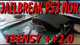 Download [ TUTO ] Jailbreak Ps3 Nor avec Teensy ++2.0 Video