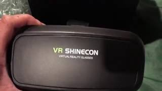 Download The $20 Shinecon Virtual Reality Glasses - Unboxing/Review (& Oculus, VR Box 2 Comparison) Video