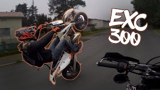 Download Testissä KTM EXC 300 Video