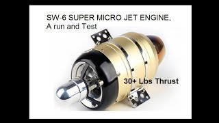 Download NEW Micro Jet Engine 30 lb thrust Very AFFORDABLE! 12kg video Video