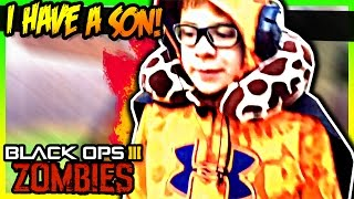 Download I HAVE A SON!!! (Top 5 Black Ops 3 Zombies Fails Week 37) Video