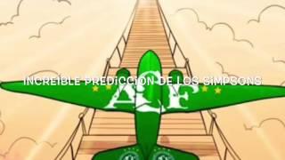 Download Increíble, los Simpsons predicen accidente aéreo del Chapecoense Video