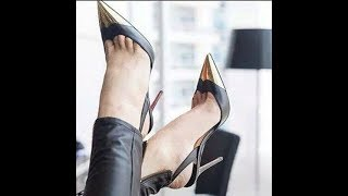 Download High Heel Fashion Ideas - Toe Cleavage 1 Video
