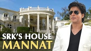 Download Shahrukh Khan's House Mannat - Celebrity Hotspots In Mumbai Video
