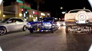 Download Whittier Boulevard Cruise Night - East Los Angeles Video