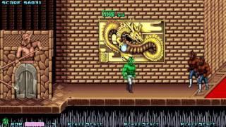 Download OpenBoR games: Double Dragon Gold - Abobo playthrough Video