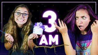 Download DO NOT LET YOUR FRIENDS COLOR YOUR HAIR AT 3AM!!! (GIANT BUGS) Video