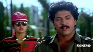 Download Mayadari Mosagadu Movie Scenes - Vinod Kumar lying to Soundarya about his identity - Brahmanandam Video