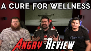 Download A Cure For Wellness Angry Movie Review Video