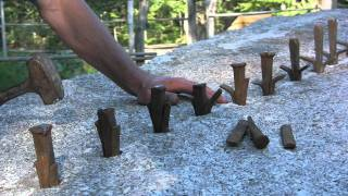 Download Cutting Stone At The Deer Isle Hostel Video