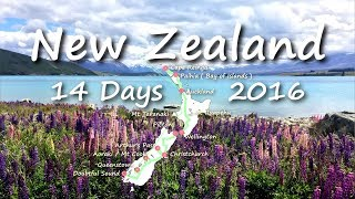 Download New Zealand Trip in 14 Days (2016.12) Video