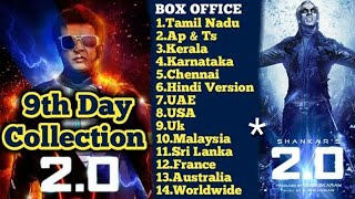 Download 2.0 9th Day Box Office Collection | Rajinikanth | Akshay Kumar | Robot 2.0 | 2.0 9th Day Collection Video