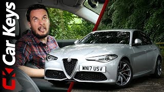 Download 2017 Alfa Romeo Giulia Review – The Best Looking Saloon, Ever? – Car Keys Video