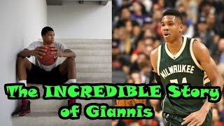 Download The INCREDIBLE Underdog Story of Giannis Antetokounmpo Video