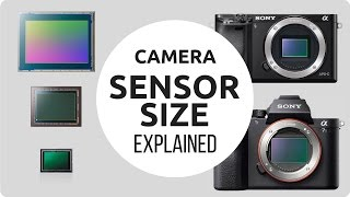 Download Camera Sensor Size Explained Video